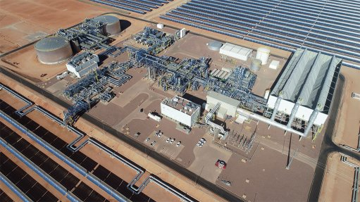 Baseload concentrated solar power can boost SA towards green-industry economy