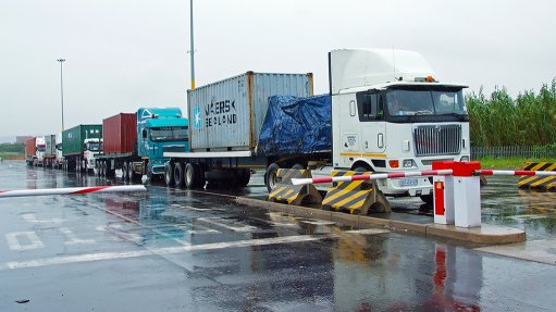 Truck booking systems paying off as congestion around Durban port eases