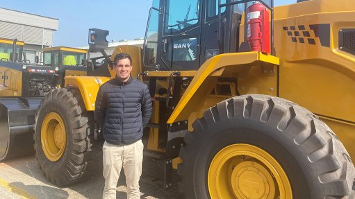 GOOD AS NEW SANY has sold a significant number of machines during the lockdown period and have very few pieces of used equipment on hand