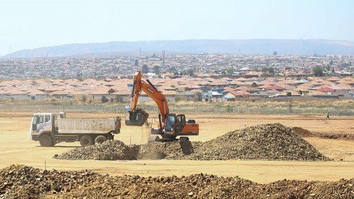 Work on Tshwane auto SEZ in full swing after Covid-19 lockdown