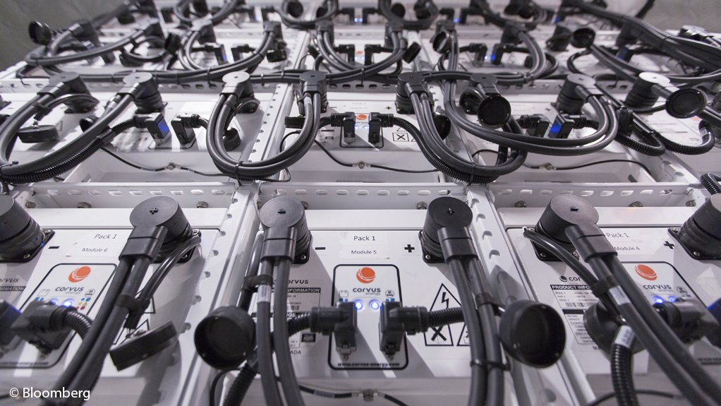 BATTERY-POWERED FUTURE Batteries  will continue to play an increasingly important role in the development of renewable and green energy solutions as the world moves from a carbon-intensive energy environment