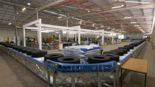 Ford improves efficiency at Silverton plant with new wheel and tyre facility