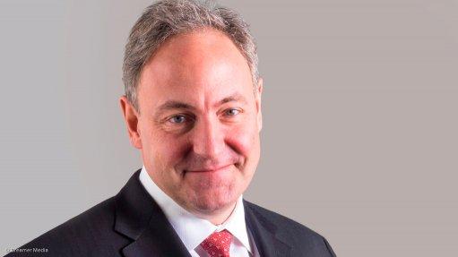 Platinum Group Metals CEO R Michael Jones