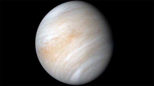 Signs of life on Venus?