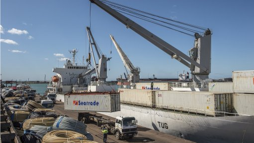 MV Lady Rosebud  loaded with the last South African citrus exports of the 2020 season