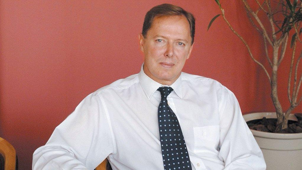 Super Group CEO Peter Mountford