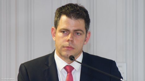 Pan African CEO Cobus Loots