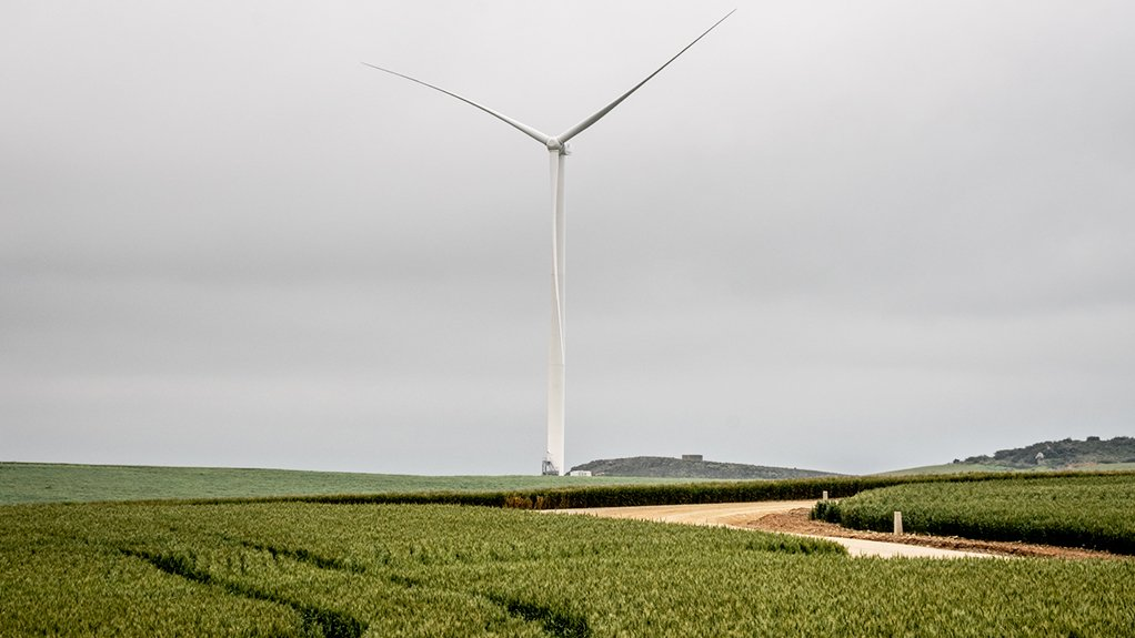 BioTherm Energy's 33 MW Excelsior Wind Energy Facility