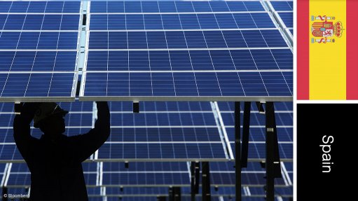 Barcience, Romeral and Olmedilla solar photovoltaic projects, Spain