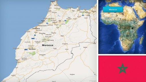 Taza Onshore Wind Farm, Morocco