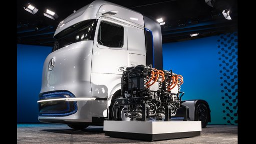 Daimler's first hydrogen fuel-cell truck to start customer trials in 2023