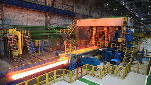 Ilyich Steel hot strip mill revamp, Ukraine
