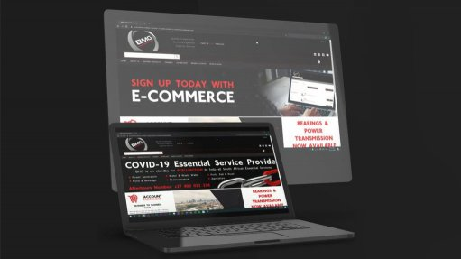 Business-to-business online shopping for the industrial sector