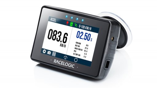 Updated automotive datalogging system now available in SA