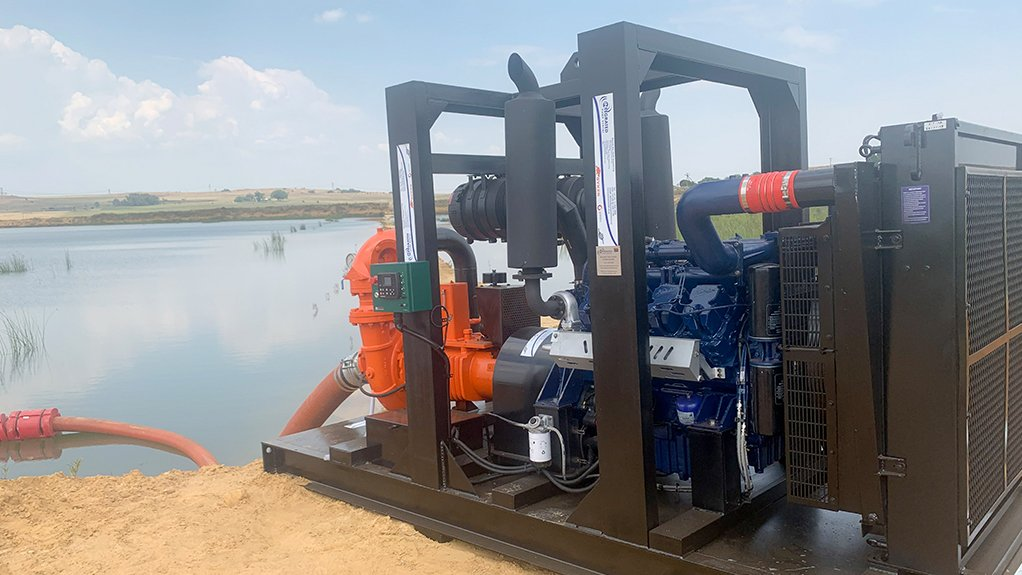 EFFICIENT AND EFFECTIVE The range of top-end quality Sykes pumps offer efficient and cost effective dewatering