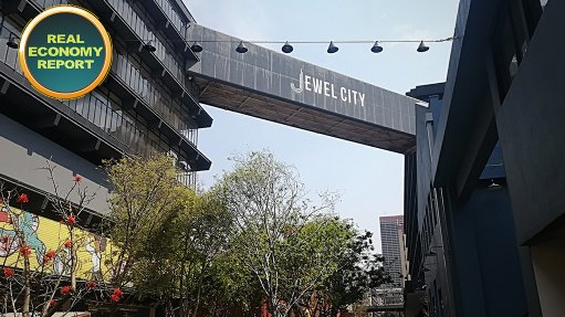 Divercity launches Jewel City