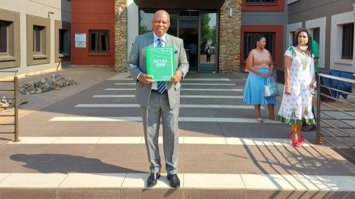ActionSA leader Herman Mashaba