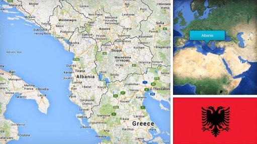 Banja hydropower plant – pilot floating solar plant, Albania