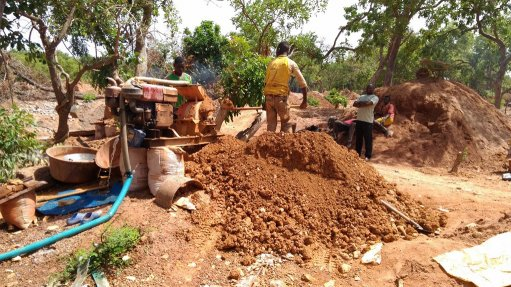 Study paves way for engaging artisanal miners