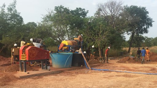 Company notes West African mining potential