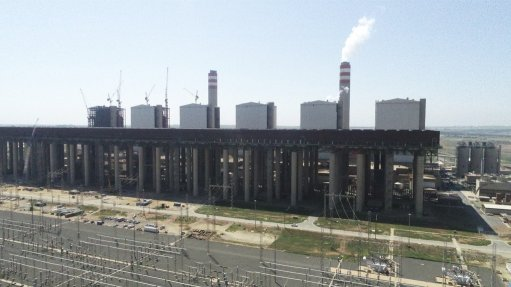 Kusile power plant project, South Africa