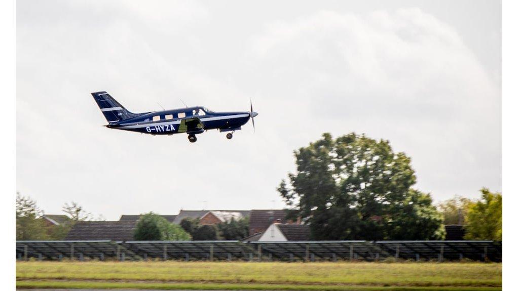 Zero Avia completes first hydrogen-electric passenger flight