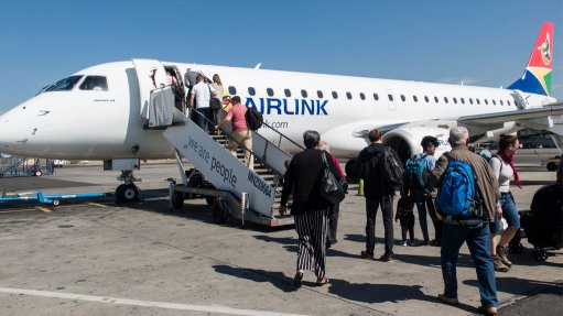 Airlink airline restarting regional operations in early October