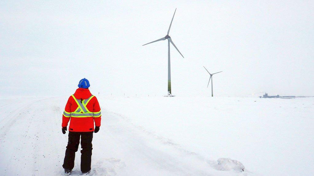 MiningWeekly: Green hydrogen economy growing rapidly.