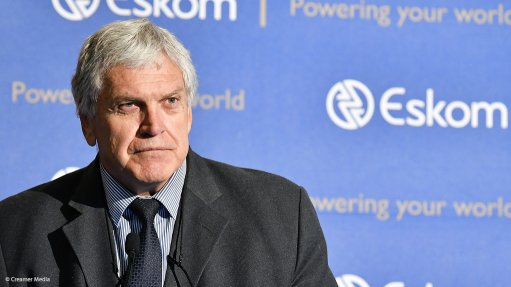 Eskom COO cleared of all wrongdoing in Aveng payment dispute