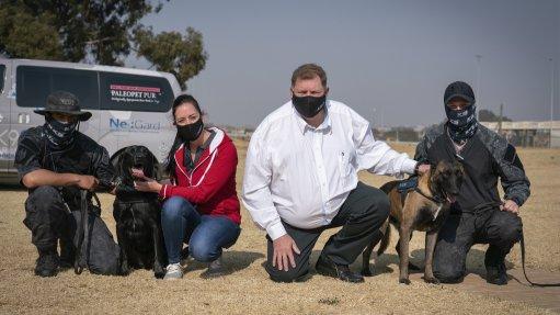 Explosives manufacturer helps fight illicit explosives