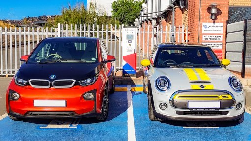 BMW SA signs new charge point deal with GridCars