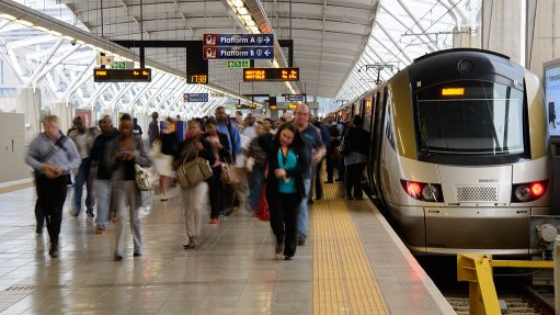 Gautrain extension will improve Gauteng's competitiveness, says GMA