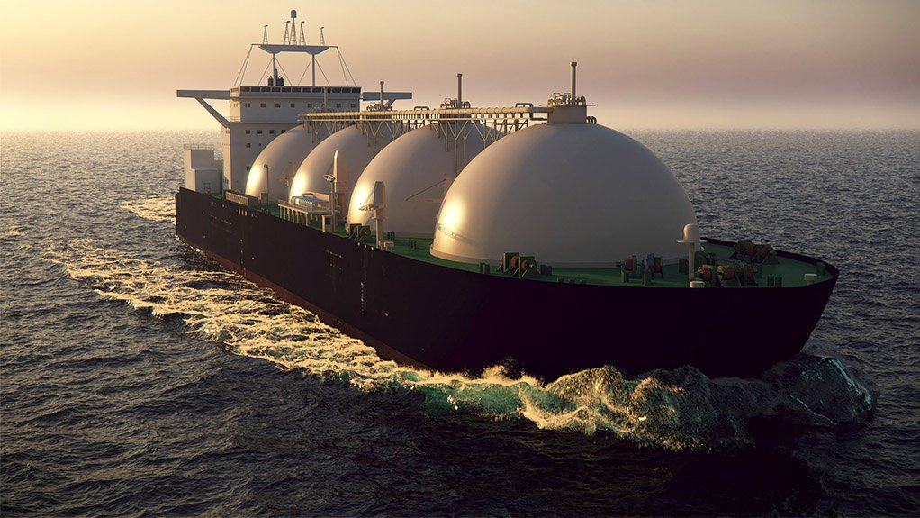 FLOATING GAS South Africa will need to import liquid natural gas for the short-term future, which will serve to stimulate the market