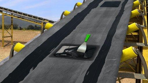 SikaBond® R&B: on-site repair of conveyor belts