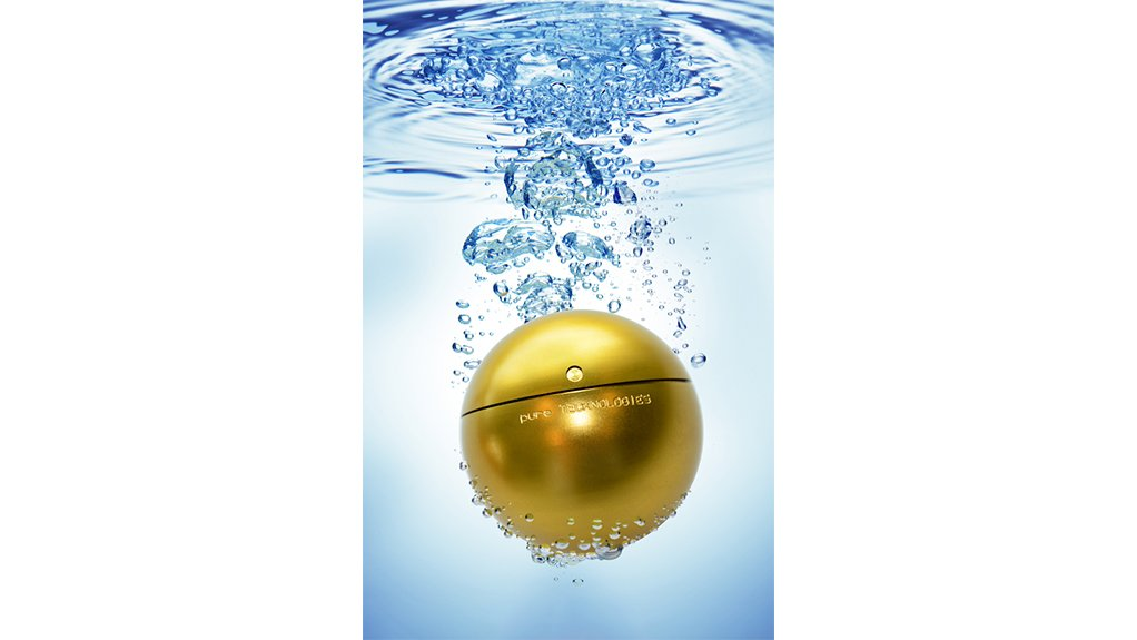 SMART DETECTIVE The Smart Ball water leak detection an assessment tool can be deployed without having to disrupt the flow within the system