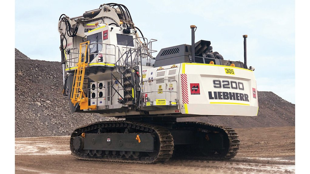 DIVERSE MINING EQUIPMENT SOLUTIONS Renting equipment enables a company to improve the productivity of its mining operations in line with fluctuating commodity prices
