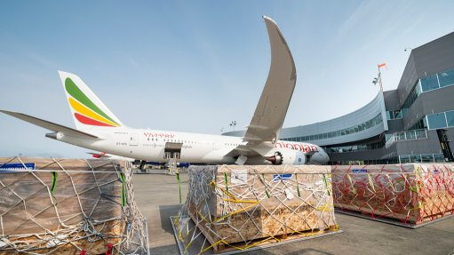 Boeing and Ethiopian Airlines recently launched their fortieth humanitarian delivery flight