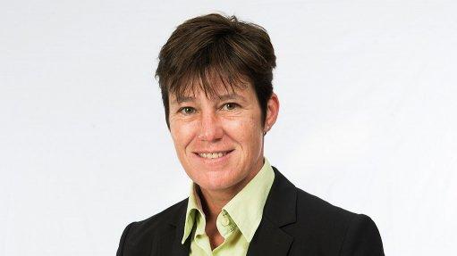 MC Mining acting CEO Brenda Berlin