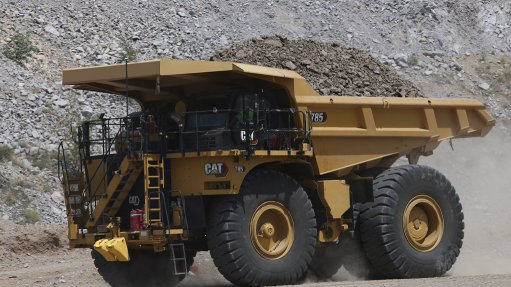 Next Generation Cat® 785 mining truck advances efficiency and productivity for lower costs