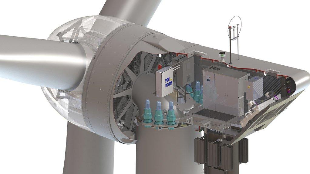 WEG's direct drive gearless wind turbine solution promotes higher energy efficiency