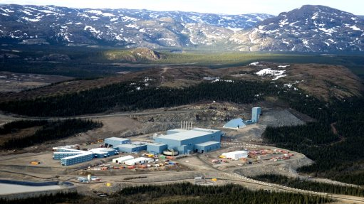 Vale's Voisey's Bay operations in Canada