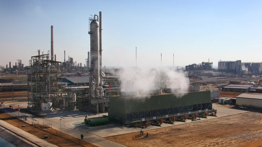 SOLID SUPPLY   Omnia Group's Sasolburg nitric acid plant enhances supply security in the group and ensured that BME had no stockouts during the hard lockdown