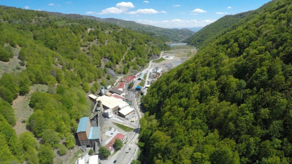 The Sasa operation in North Macedonia