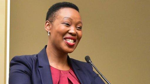 Ndabeni-Abrahams establishes merger oversight forum