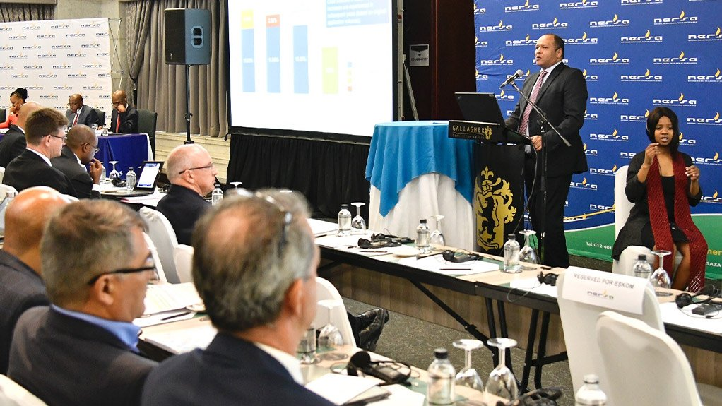 Eskom CFO Calib Cassim at Nersa hearings into Eskom's allowable revenue in 2019