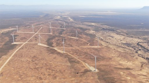 Perdekraal East Wind Farm achieves commercial operations