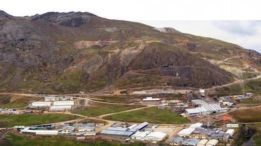 Caylloma mine, Peru