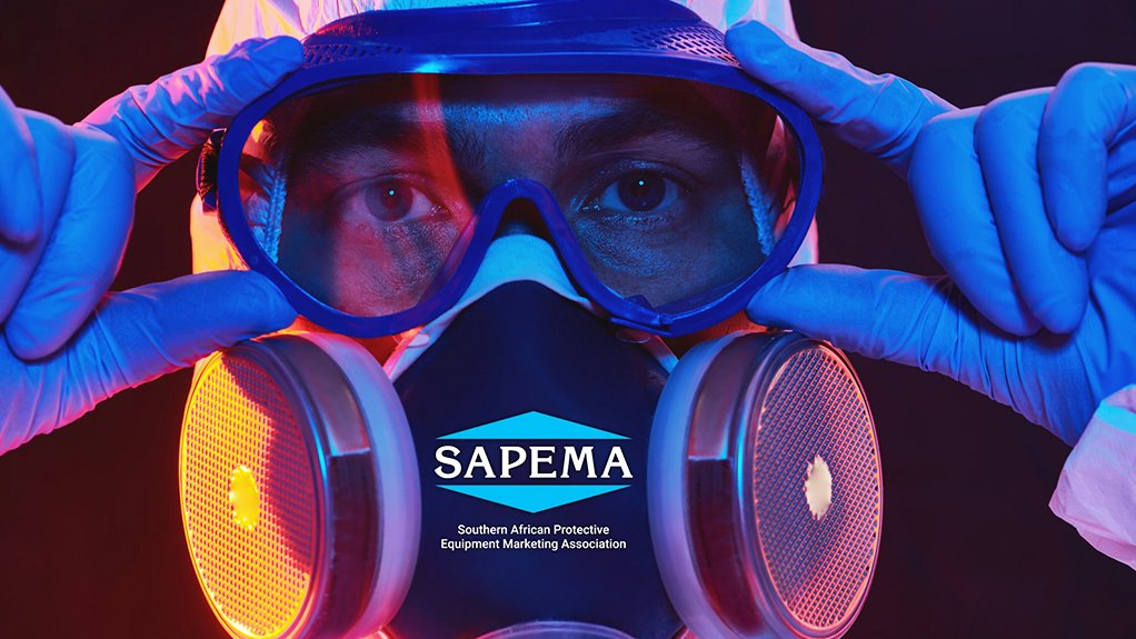 HIGH STANDARDS Sapema insists that role-players in the PPE sector adhere to SABS and WHO standards
