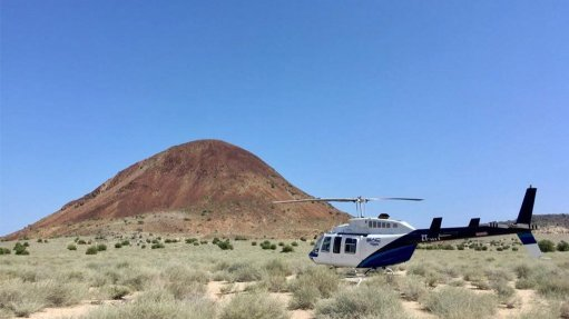 South African helicopter company helping fight locust swarms in Kenya