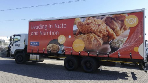 Serco takes it to another level for international food company